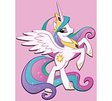 Princess Celestia (My Little Pony) (W/V) Photographic Print