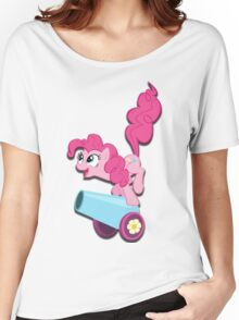 Pinkie Pie (My Little Pony) (W/V) Women's Relaxed Fit T-Shirt