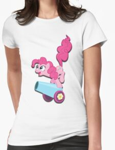 Pinkie Pie (My Little Pony) (W/V) Womens Fitted T-Shirt