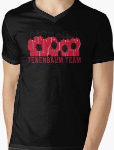 Tenenbaum Team Mens V-Neck T-Shirt