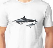 Rough toothed dolphin Unisex T-Shirt