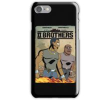 TWO BROTHERS!! - www.shirtdorks.com iPhone Case/Skin
