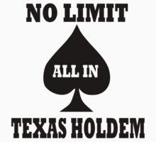 Poker texas holdem Kids Tee