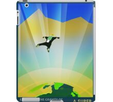 HD 4307g A Super Earth JPL Poster iPad Case/Skin