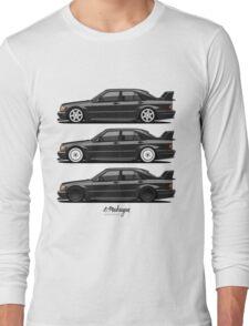 Mercedes 190E Evolution II Long Sleeve T-Shirt