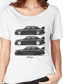 Mercedes 190E Evolution II Women's Relaxed Fit T-Shirt