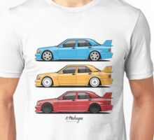 Mercedes-Benz 190E Evolution II Unisex T-Shirt