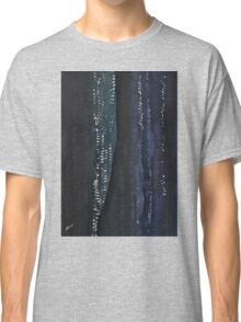 Slot Canyon in Moonlight original painting Classic T-Shirt