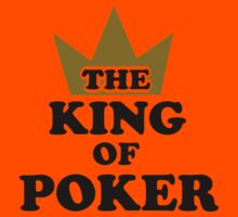 The King of poker Kids Clothes