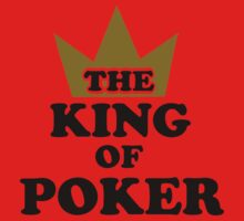 The King of poker Baby Tee