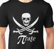 Pi-rate nerdy pirate - www.shirtdorks.com Unisex T-Shirt
