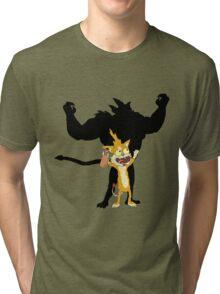 SQUANCHY SHADOW!!! - www.shirtdorks.com Tri-blend T-Shirt