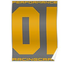 Performans Racing 01 Poster