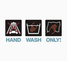 Hand Wash Only! (3) Kids Clothes