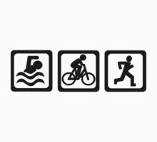 Triathlon by Designzz