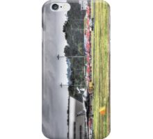Avro Vulcan XH558 and The Red Arrows iPhone Case/Skin