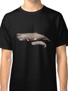 Sperm whale  Classic T-Shirt
