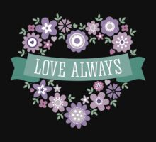 Love Always One Piece - Short Sleeve