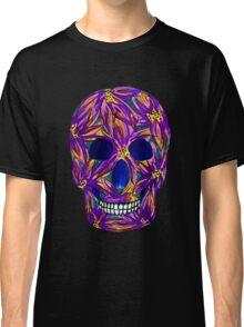Sugar Skull (large, untiled design) Classic T-Shirt