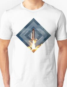 Discovery 1983-2011 Unisex T-Shirt