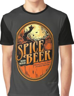 Spice Beer Label Graphic T-Shirt