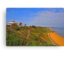 Sandringham Beach - Victoria - Australia Canvas Print