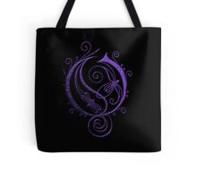 Opeth Logo Purple Tote Bag