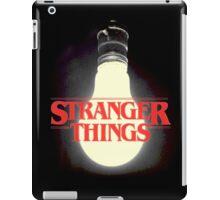 Stranger Things - Lightbulb iPad Case/Skin