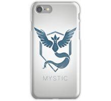 Pokemon GO Team Mystic iPhone Case/Skin