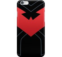 Nightwing - New 52 Red iPhone Case/Skin