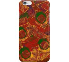 0255 Abstract Thought iPhone Case/Skin