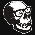 Vintage Skull by Barnsy14