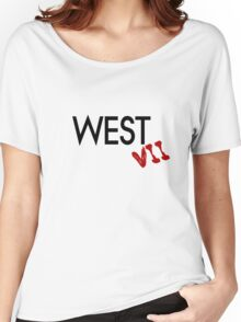 12 Monkeys - West 7 Women's Relaxed Fit T-Shirt