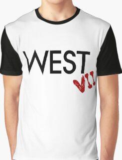 12 Monkeys - West 7 Graphic T-Shirt