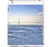 Sailing In The Bay iPad Case/Skin