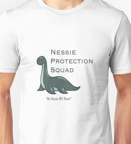 nessie protection squad Unisex T-Shirt