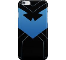Nightwing - New 52 Blue iPhone Case/Skin