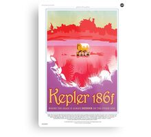 Keper 186f Where the Grass is Always Redder Metal Print