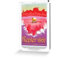 Keper 186f Where the Grass is Always Redder Greeting Card