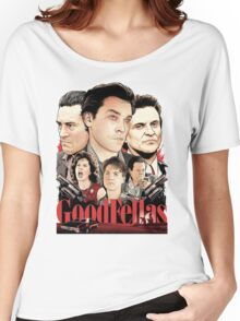 Goodfellas Retro Women's Relaxed Fit T-Shirt