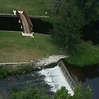 arial veiw of christiana creek by wolf6249107