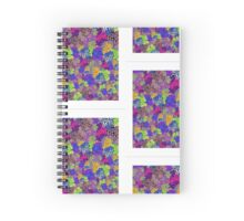 color fusion Spiral Notebook