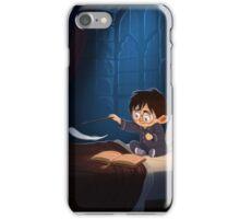 tiny harry iPhone Case/Skin