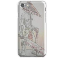 Silent Hill - Pyramid Head iPhone Case/Skin
