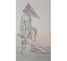 Silent Hill - Pyramid Head Photographic Print