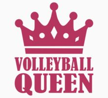 Volleyball queen crown Kids Clothes