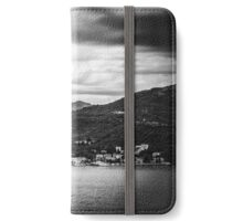 Dubrovnik Landscape - Black Edition (iPhone wallet) iPhone Wallet/Case/Skin