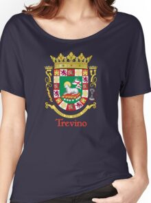 Trevino Shield of Puerto Rico Women's Relaxed Fit T-Shirt