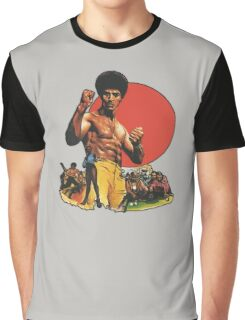 Afro Kung Fu  Graphic T-Shirt