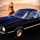 77 Mustang Ghia Sport Coupe by ChasSinklier